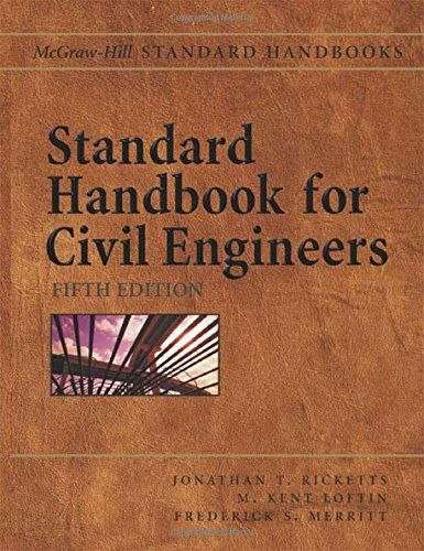 standard handbook for civil engineers merritt