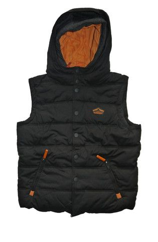 Copy of Superdry Mens Microfibre pitching Gilet Bodywarmer Black/Jaffa – Moyheeland Traders