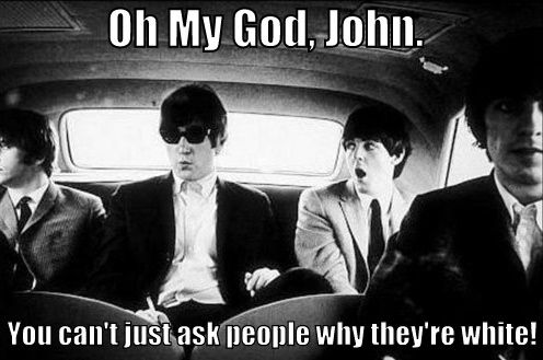 "The Best Of The ""Mean Girls"" Beatles Memes  @Stephanie Collette How did we not know this was a thing?"