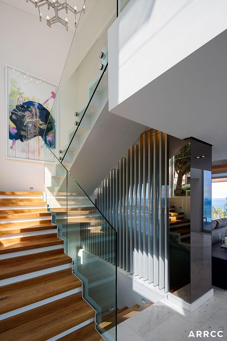 ZA Cape Villa - ARRCC inspiration, design inspiration, interior decor, interior architecture, house ideas, luxury, staircase design