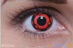 ColourVUE Sharingan Madara (2 db) - fedő, 3 havi kontaktlencse