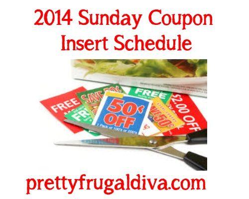 Buy sunday coupon inserts in bulk