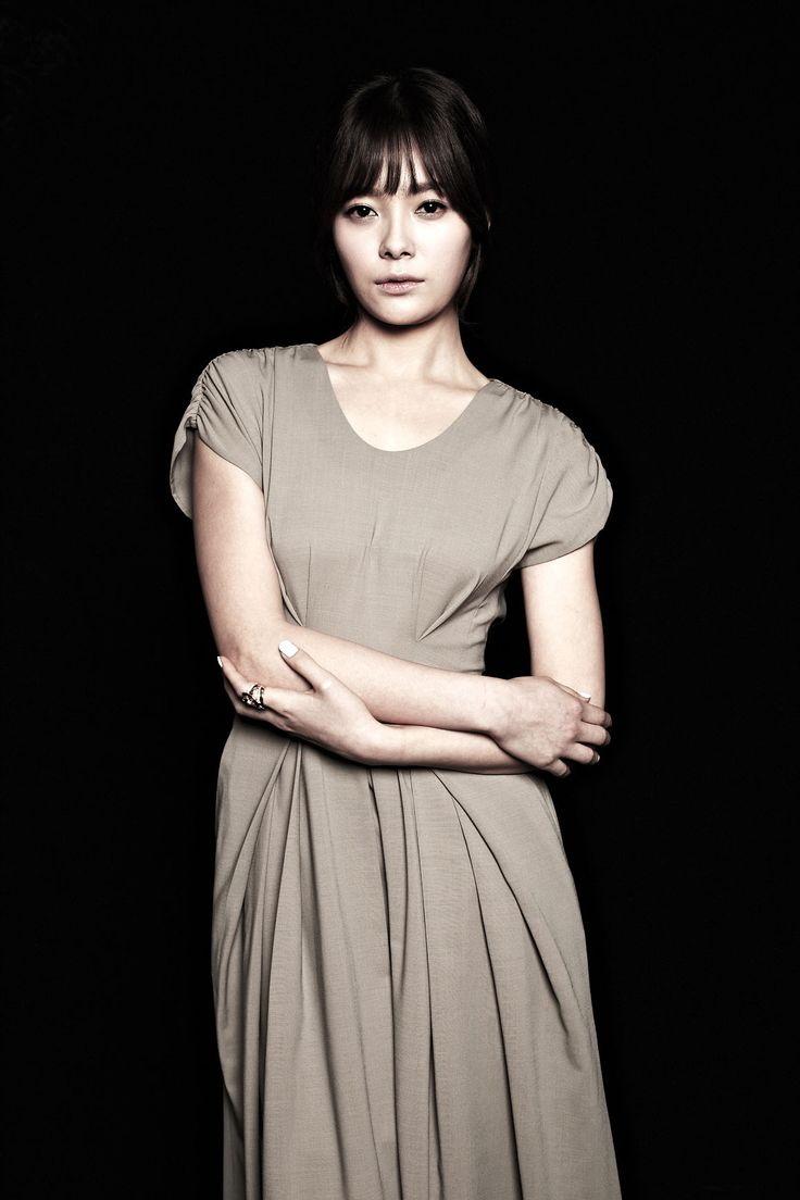 Baek Seung Hee , korean actress wearing CRES. E DIM. dress SS13 www.cresedim.com