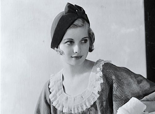 Very Young Lucy Lucille Ball around 1930