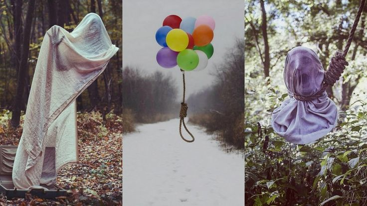 Christopher McKenney's Surrealistic Horror Photography
