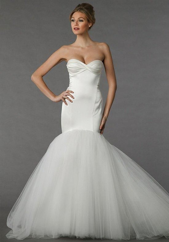 1000 images about pnina tornai on pinterest gowns fit for Used pnina tornai wedding dress