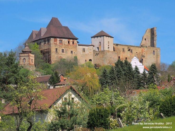Hrad Lipnice ... více na www.desperado.cz/hrad-lipnice/