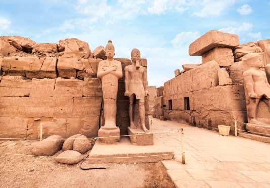 egyptian art essay