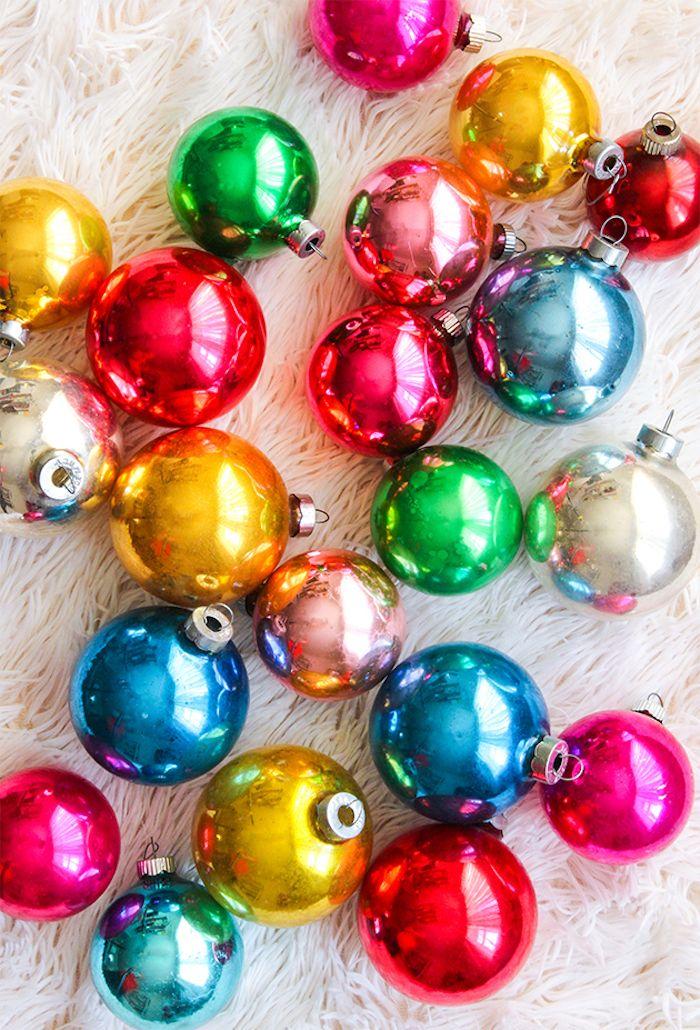Basteln Christbaumkugeln.1001 Ideen Und Anleitungen Zum Basteln Für Weihnachten Feste