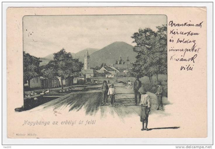 BAIA-MARE -  1900