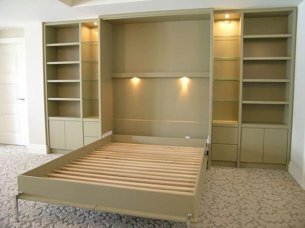 Large Built In Wall Units Beds By Murphy Direct
