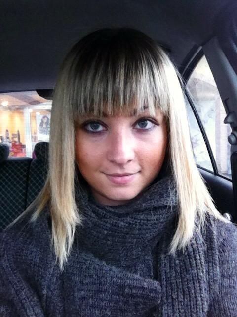 Super blond!