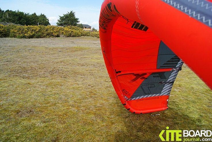 Test Cabrinha FX 2015 - KiteboardJournal - 20/04/2015  #kite #kitesurf #kiteboarding #testmateriel #kiteboardjournal