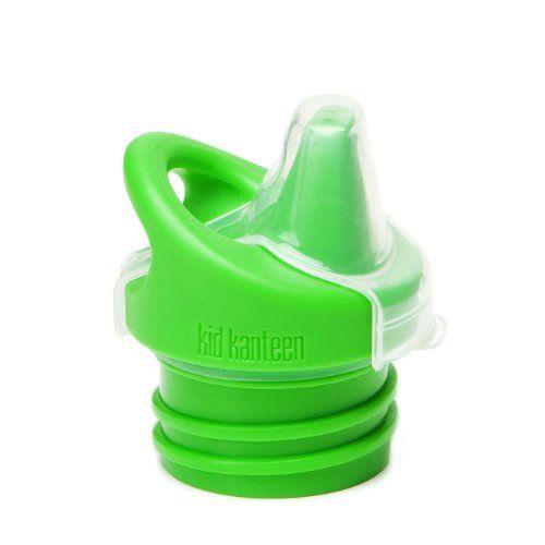 Klean Kanteen – green Sippy Cap – fits all Kid Kanteen and Classic bottles