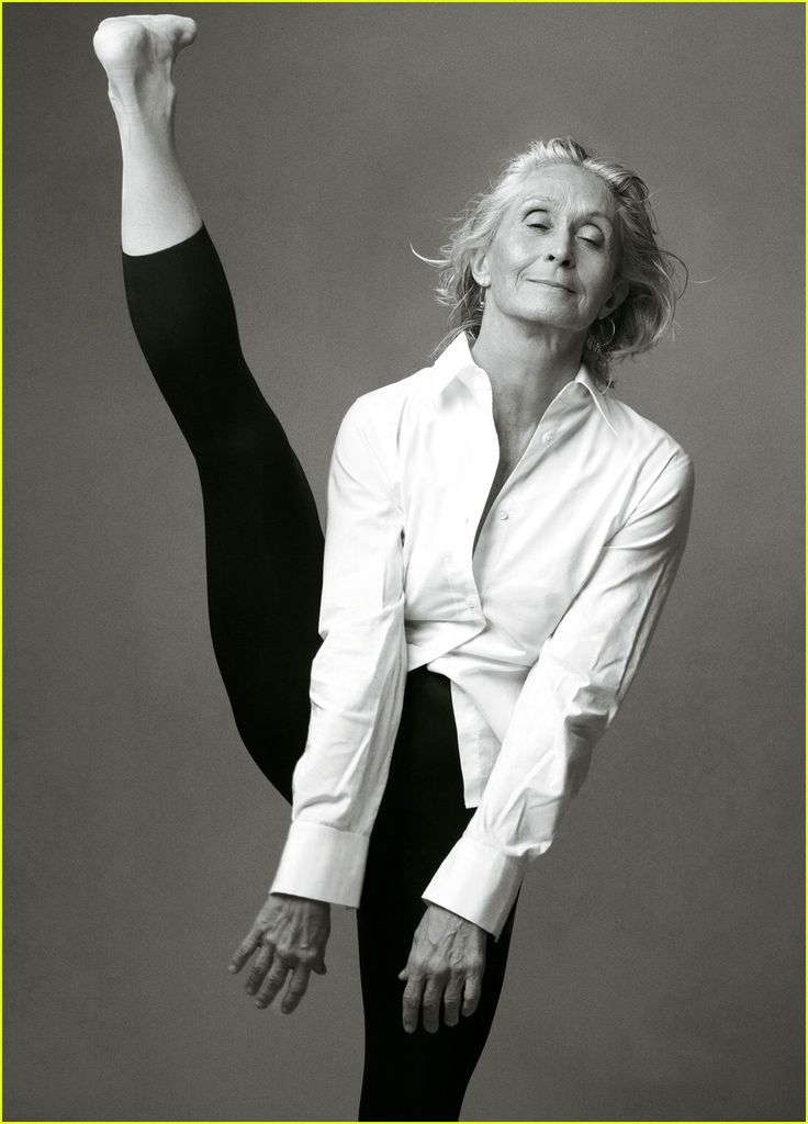 Twyla Tharp, a dance choreographer in New York City, starts every day at 5:30am with two hours in the gym. She's 70 years old... just wow!!!