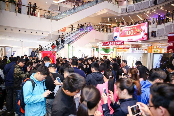 遊び心と技術が小売りを変える!?売上約3兆円のアリババ独身の日セールニューズウィーク日本版 - Yahoo!ニュース