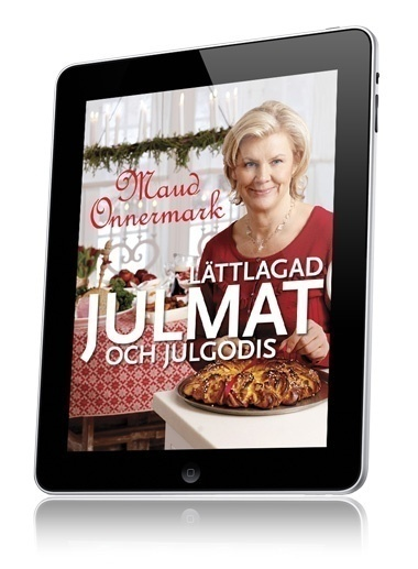 The Christmas Cook Book Lttlagad julmat och julgodis (Easy-to-prepare Christmas food and treats)  has been launched both in hardcover and as an iPad app.The cookbook includes some 80 recipes foreverything fromaccompanimentsfor mulled wine to Christmas sweets. The book is published bySemic, which together with Spoon Publishing has developed the iPad version using the Mag+  ipad-publishing-apps suovb dream-house dream-house amazing-food food-and-recipies