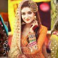 Pakistani Mehndi Dresses 2018 For Wedding Brides | BestStylo.com