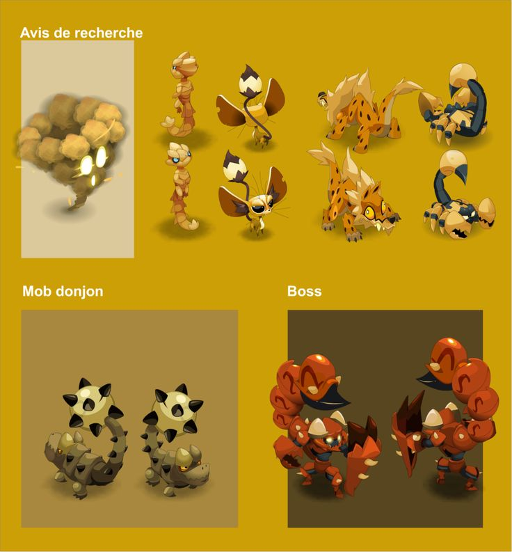 Julien Druant LEAD ANIMATOR CHARACTER DESIGNER 2D ARTIST DOFUS - ANKAMA.