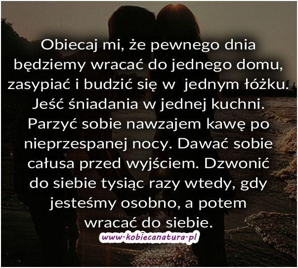 Obiecaj mi,że...