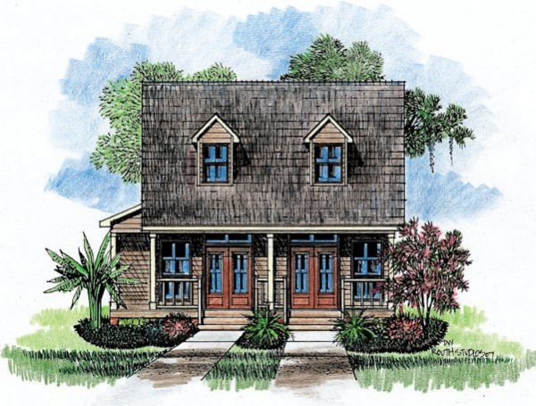 60 best house plans images on pinterest country homes for Acadiana home builders