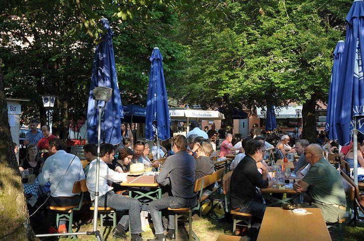 Das gab es noch nie. 3 Tage Buchenhainer Waldfest – das war Lebenslust pur im #Biergarten an der Isar in #München. Ein ganzes Wochenende lang feierten die Besucher gemeinsam mit dem Team vom Waldgasthof Buchenhain den Sommer und das Leben.
