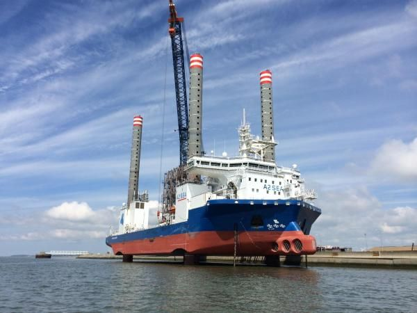 Hagland and North Sea Form RE Shipbroking Pact   Offshore Wind