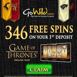 Gowild Casino - 365 FREE Spins