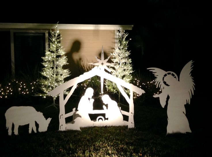 These nativity sets share the true spirit of Christmas.