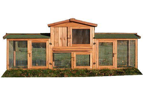 XXL Kaninchenstall Hasenstall Kaninchenkäfig Meerschweinchenstall Stall Nr 1xxl