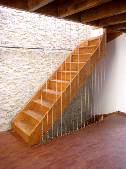 rénover rambarde d'escalier en bois - Bing Images