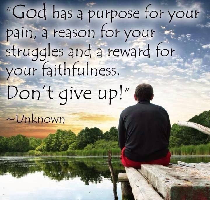 Image result for in the midst of pain, give it to God