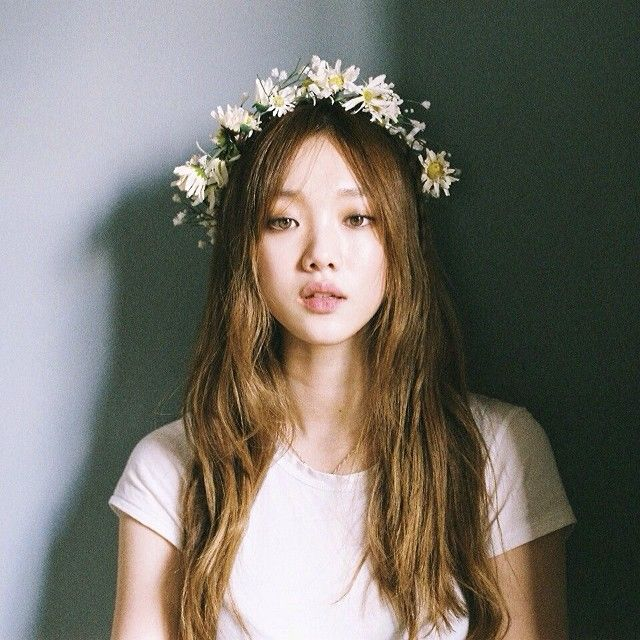 Hair & Flower by Lee SungKyung