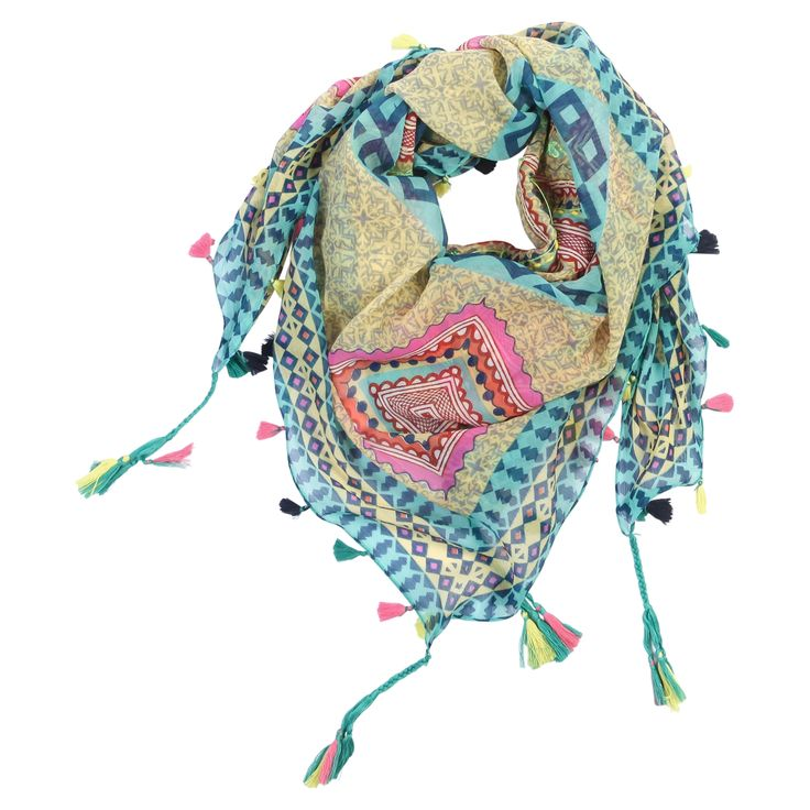 Flamenco scarf | hardtofind. Christmas in #HTFSTYLE