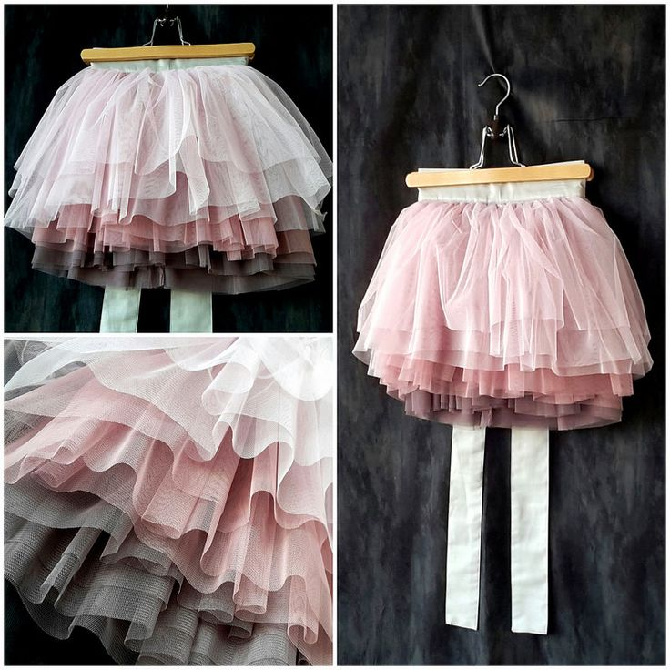 Inspiration for the Oliver + S Onstage Tutu Skirt