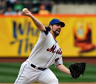 Knuckleballer R. A. Dickey Wins National League Cy Young Award - NYTimes.com