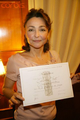 2007 Catherine FROT