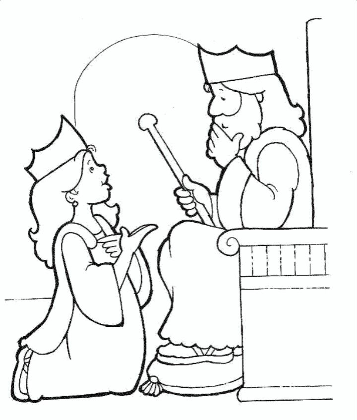 9 best Esther Bible story images on Pinterest | Bible stories ...