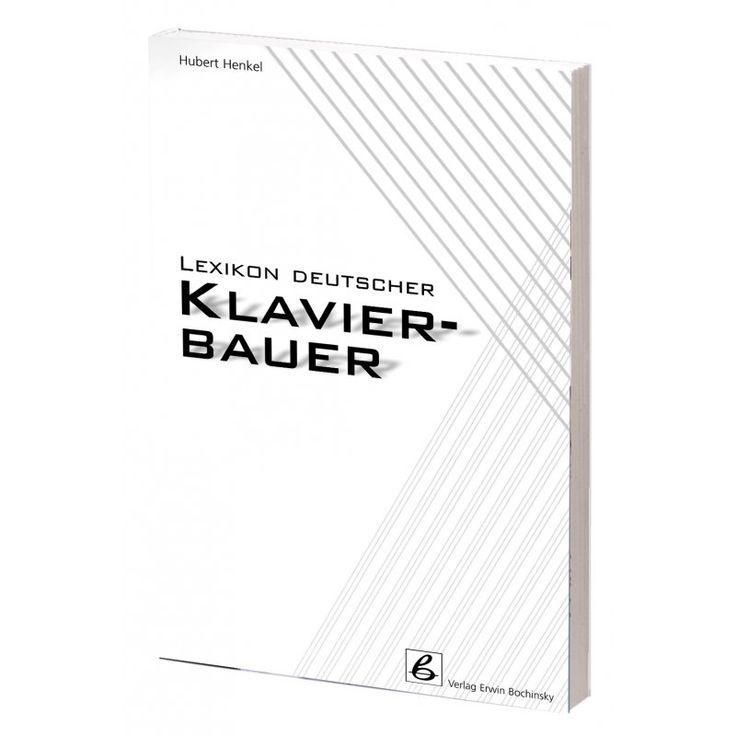 Lexikon deutscher Klavierbauer, 36,90 €