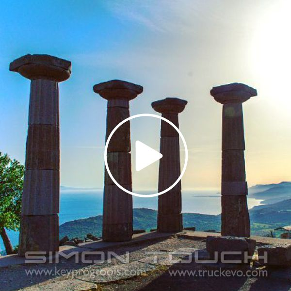 Temple-of-Athena, Assos ancientanatolia-also-known-as-Behramkale.-The-city-was-founded-from-1000-to-900p If you are interested in automotive solutions kindly send an e-mail to info@keyprogtools.com or visit our website www.keyprogtools.com  If you are interested in automotive solutions kindly send an e-mail to info@keyprogtools.com or visit our website www.keyprogtools.com