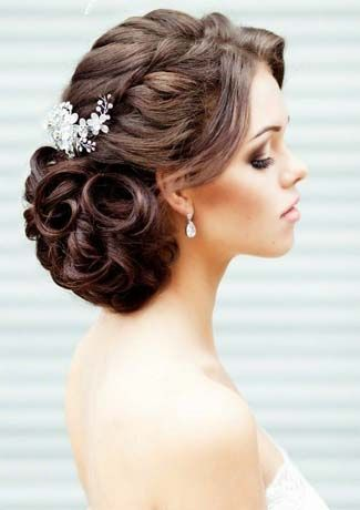 Easy Wedding Hairstyles 2015