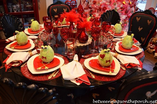 52 best images about festive table settings on pinterest for Table 430 52