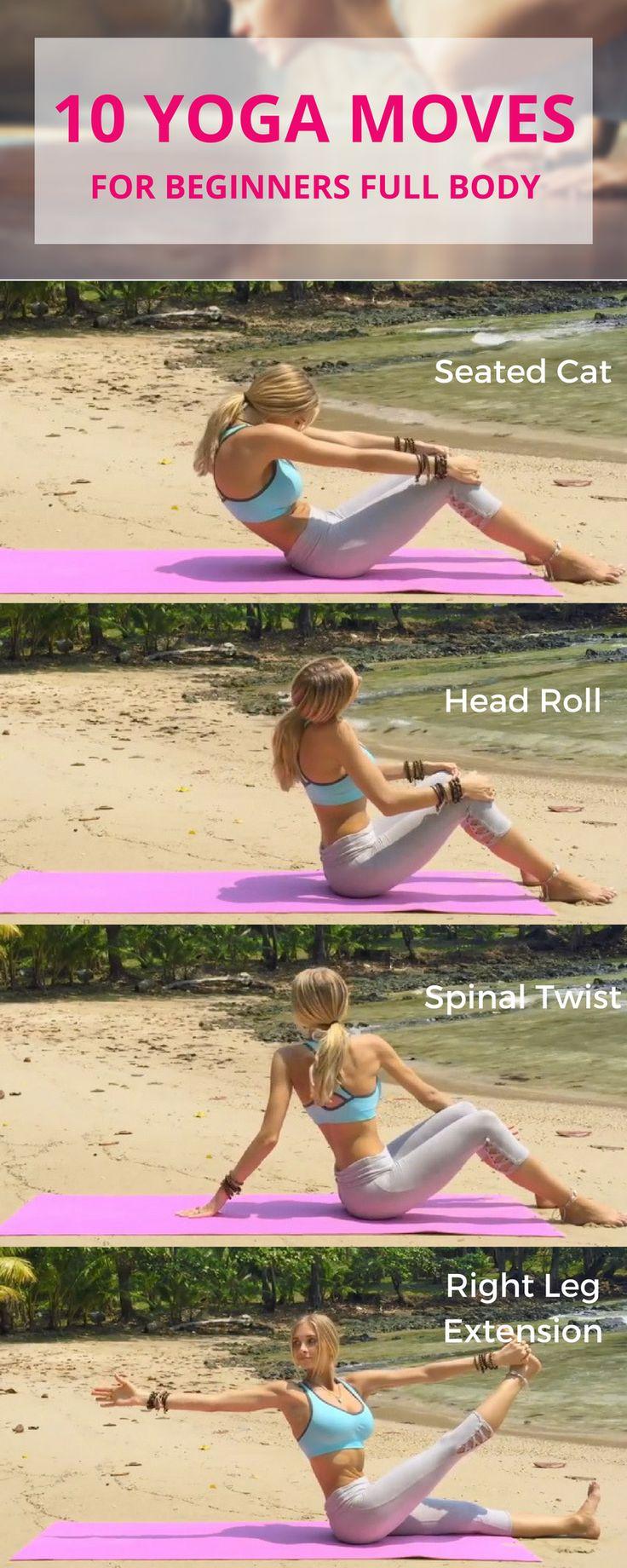 10 Yoga Moves for the Beginners Full Body