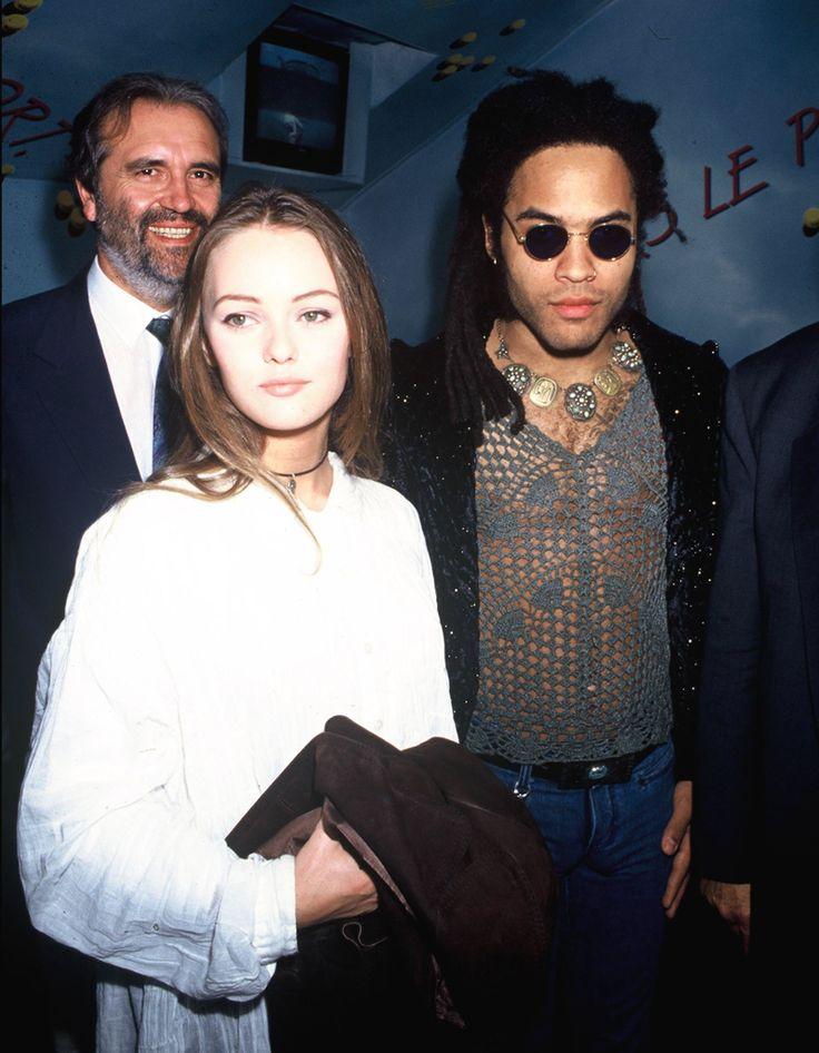 Vanessa Paradis en couple avec Lenny Kravitz