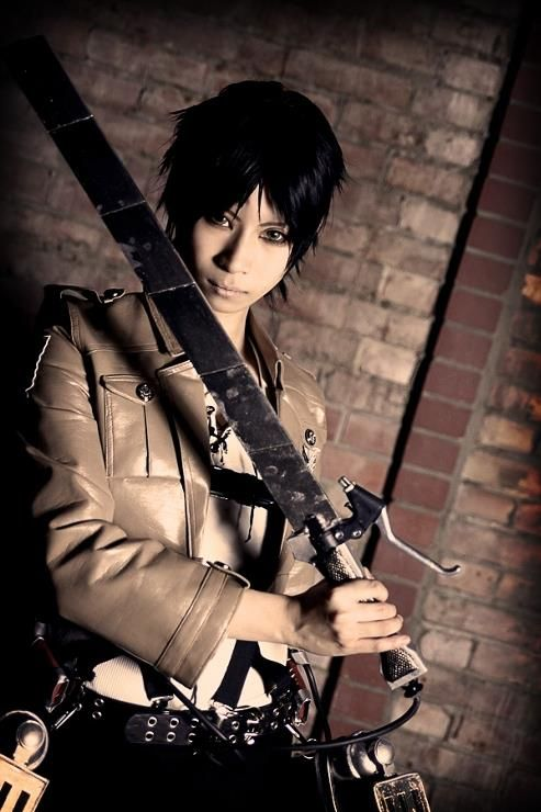 342 best images about AMAZING COSPLAY: Shingeki no kyogin ...