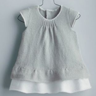...: Baby Kids Dresses Clothing, Baby Knits Dresses, Baby Girls Knits Patterns, Baby Clothing Knits, Baby Girls Knits Dresses, Baby Dresses Knits, Grey Children Clothing, Knits Grey Baby, Grey Dresses