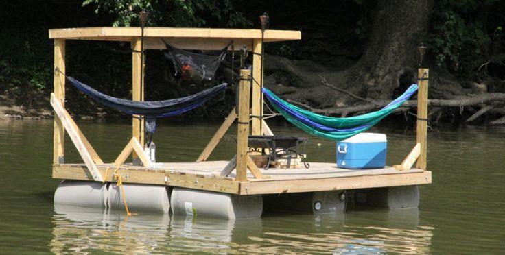 bolt together raft