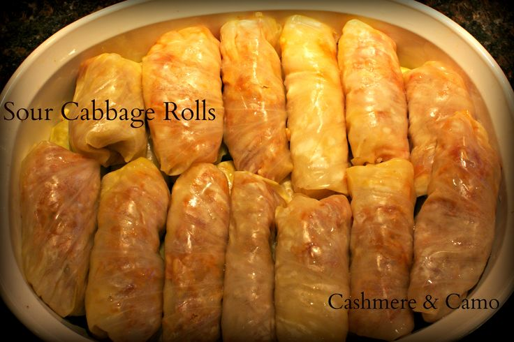 Ukrainian Sour Cabbage Rolls Try these smoky sweet sour cabbage rolls as a side dish for the Holiday Season. Course Dinner, Supper Cuisine Cabbage Rolls, Ukrainian Servings Prep Time Cook Time 6-8people 30minutes 90minutes Ingredients 1HeadFermented Sour Cabbage1 1/2CupBrown Minute Rice1 White Onion Chopped1/2lbBacon Fried and Chopped1/2CupKetchup3/4Cup Tomato Paste3/4Cup Chicken …