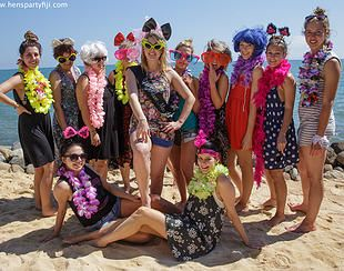 build your own hens party fiji