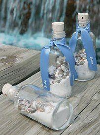 decoracin para una boda en la playa
